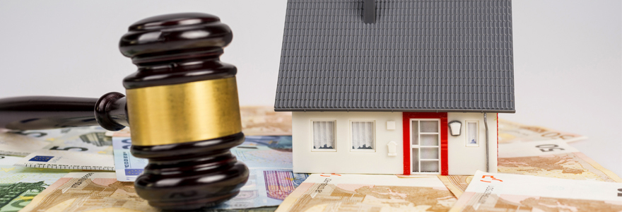Secteur immobilier huissier de justice